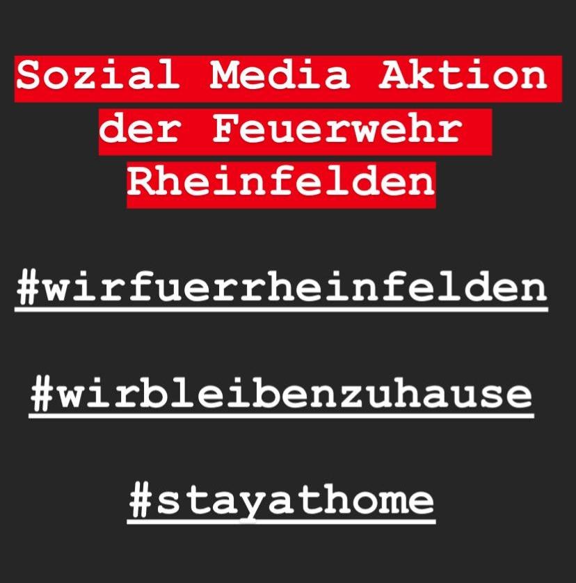 Aktion für Kinder der FW Rheinfelden